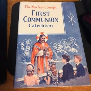 First Communion Catechism - Never Opened